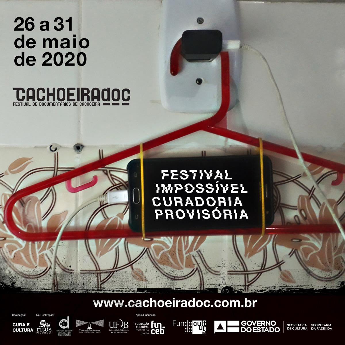 Festival Impossível, curadoria provisória
